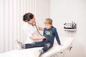 Behandlung Kind